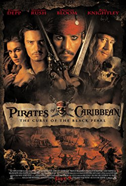 Pirates of the Caribbean: The Curse of the Black P